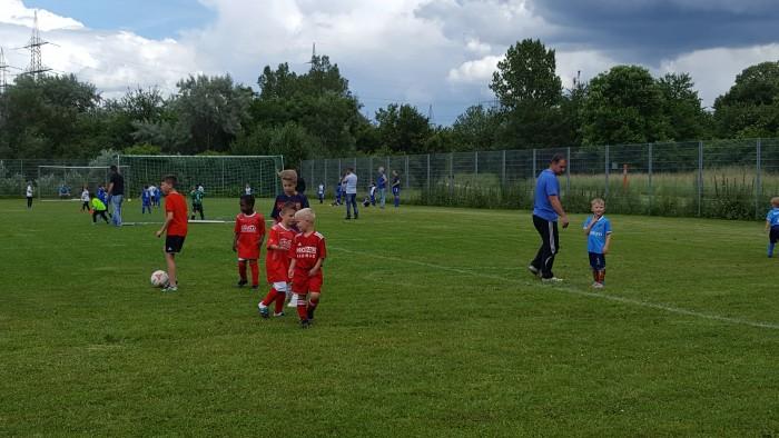 SG Edigheim -Oppau -Zusammenführung der Fußballjugenden